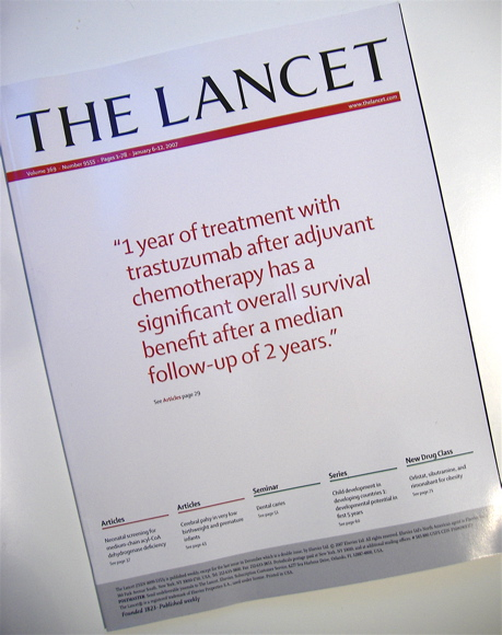 Lancet medical journal