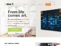 Geek Chic: DNA as Art