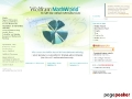 MathWorld - the webs most extensive mathematics resource