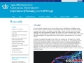 Columbia University Department of Pathology and Cell Biology