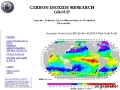 Carbon Dioxide Research Group - Lamont-Doherty Earth Observatory
