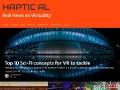 Hapitic.al: Real News on Virtuality