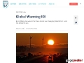 Global Warming - NRDC