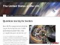 US Large Hadron Collider Homepage