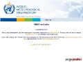 World Meteorological Organization (WMO)