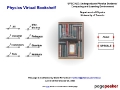 Physics Virtual Bookshelf