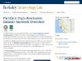 Parkfield High-Resolution Seismic Network (HRSN)