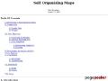 Self-Organizing Maps - A Tutorial