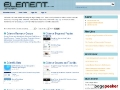 Element List Moving to New Blog Format