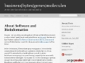 bbgm - business|bytes|genes|molecules