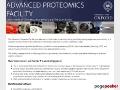 Oxford University Advanced Proteomics Facility
