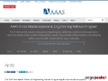 AAAS Mass Media Science & Engineering Fellows Program