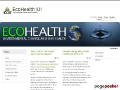 EcoHealth 101: Environmental Change and Our Health