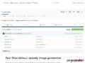 Fast PixelCNN++: speedy image generation