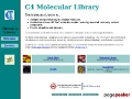 C4 Molecular Library Viewers